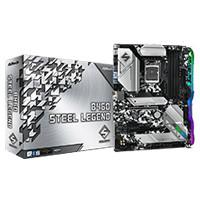 ASRock B460 Steel Legend POLYCHROME SYNC対応 Intel LGA1200 B460チップ搭載ATXマザーボード:関西・大阪・なんば・日本橋近辺でPCをパーツ買うならツクモ日本橋!