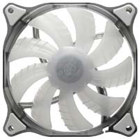COUGAR CF-D12HB-W LED FAN 120mm:九州・博多・天神近辺でPCをパーツ買うならツクモ福岡店!