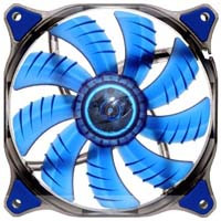 COUGAR CF-D12HB-B LED FAN 120mm:九州・博多・天神近辺でPCをパーツ買うならツクモ福岡店!