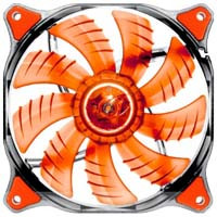 COUGAR CF-D12HB-R LED FAN 120mm:九州・博多・天神近辺でPCをパーツ買うならツクモ福岡店!