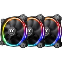Riing 12 LED Radiator Fan 256 Sync Edition 3Pack CL-F071-PL12SW-A 《送料無料》