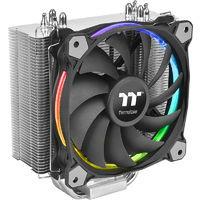 Thermaltake Riing Silent 12 RGB Sync Edition 256色LEDファンを搭載し静音性に優れたサイドフロー型CPUクーラー:九州・博多・天神近辺でPCをパーツ買うならツクモ福岡店!