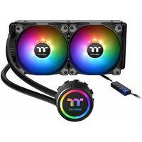 Thermaltake Water 3.0 240 ARGB Sync マザーボードのイルミネーションと同期可能なRGB LEDを搭載した水冷一体型CPUクーラー:関西・大阪・なんば・日本橋近辺でPCをパーツ買うならTSUKUMO BTO Lab. ―NAMBA― ツクモなんば店!