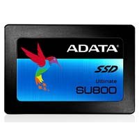 Ultimate SU800 512GB(ASU800SS-512GT-C) 3D NANDフラッシュ採用 2.5インチSSD