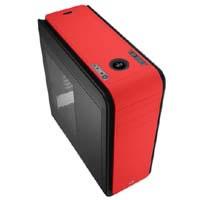 Aerocool DS 200 Window Red (レッド)