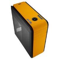 Aerocool DS 200 Window Orange (オレンジ)