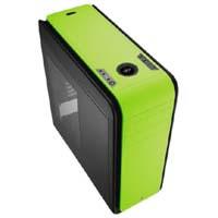 Aerocool DS 200 Window Green (グリーン)
