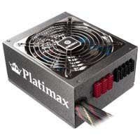 Platimax 750W(EPM750AWT) 80PLUS PLATINUM認証の750W電源!
