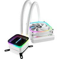ENERMAX AQUAFUSION ELC-AQF120-SQA-W アドレッサブル型RGB LED搭載の水冷一体型ユニット FAN 限定ホワイト色:関西・大阪・なんば・日本橋近辺でPCをパーツ買うならTSUKUMO BTO Lab. ―NAMBA― ツクモなんば店!