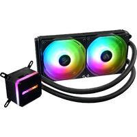 ENERMAX LIQMAX III ARGB ELC-LMT240-ARGB TDP 330W対応 アドレッサブルRGB LEDを採用したAIO水冷CPUクーラー:関西・大阪・なんば・日本橋近辺でPCをパーツ買うならTSUKUMO BTO Lab. ―NAMBA― ツクモなんば店!