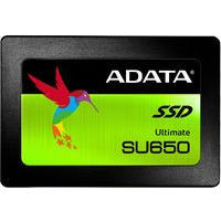 Ultimate SU650 240GB(ASU650SS-240GT-C) Ultimate SU650 3D NANDフラッシュ採用 2.5インチSSD