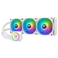 Thermaltake TH360 ARGB Sync Snow Edition アドレサブルRGB LEDを搭載する水冷一体型CPUクーラー:関西・大阪・なんば・日本橋近辺でPCをパーツ買うならツクモ日本橋!