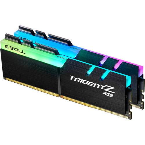 G.SKILL F4-3200C16D-16GTZRX ASUS AURA SYNC対応RGBイルミネーションライトバー搭載 DDR4 16GB(8GBx2)メモリ:関西・大阪・なんば・日本橋近辺でPCをパーツ買うならTSUKUMO BTO Lab. ―NAMBA― ツクモなんば店!