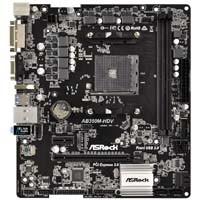 ASRock AB350M-HDV AMD B350 搭載 Socket AM4 対応 Micro ATX マザーボード:関西・大阪・なんば・日本橋近辺でPCをパーツ買うならTSUKUMO BTO Lab. ―NAMBA― ツクモなんば店!