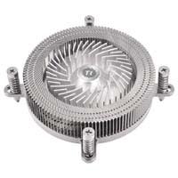 Engine 27 CL-P032-CA06SL-A 全高わずか27mmのロープロファイル設計 薄型CPUクーラー