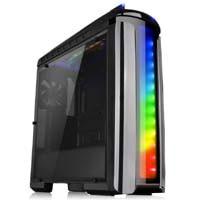 Versa C22 RGB (CA-1G9-00M1WN-00) 7色での発光に対応した大型LEDイルミネーション搭載 ミドルタワー型PCケース
