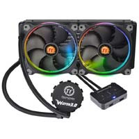Water 3.0 Riing RGB 280 (CL-W138-PL14SW-A) 《送料無料》