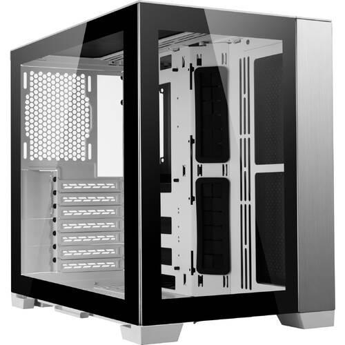 Lian Li リアンリー O11 DYNAMIC MINI WHITE モジュラーバックパネル設計 PCケース:関西・大阪・なんば・日本橋近辺でPCをパーツ買うならツクモ日本橋!
