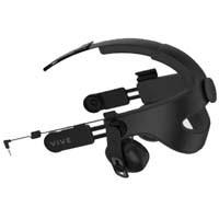 HTC VIVE デラックスオーディオストラップ (99HAMR005-00) HTC VIVEとヘッドホンを統合できる専用アクセサリ:九州・博多・天神近辺でPCをパーツ買うならツクモ福岡店!
