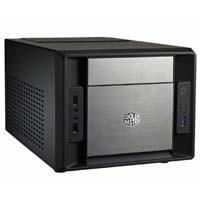 Elite 120 Cube RC-120A-KKN1-JP  デスクトップの標準パーツが使えるMini-ITX対応ケース