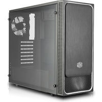 CoolerMaster MasterBox E500L (Side Window Panel Version) MCB-E500L-KA5N-S02 (Silver)