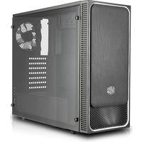 MasterBox E500L (Side Window Panel Version) MCB-E500L-KA5N-S02 (Silver) 《送料無料》
