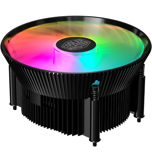 CoolerMaster A71C アドレッサブルRGB搭載 コンパクトCPUクーラー:関西・大阪・なんば・日本橋近辺でPCをパーツ買うならツクモ日本橋!