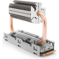 CRYORIG Frostbit 二層構造のヒートパイプ採用 M.2 NVMe SSD用ヒートシンク:関西・大阪・なんば・日本橋近辺でPCをパーツ買うならTSUKUMO BTO Lab. ―NAMBA― ツクモなんば店!