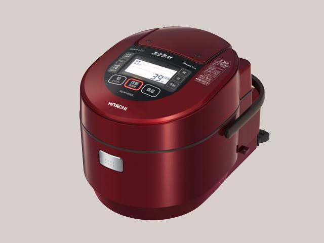 HITACHI 圧力スチームIH炊飯器 RZ-W1000K R 《送料無料》