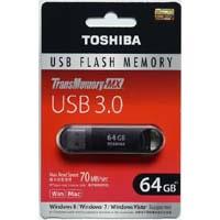 TransMemory-MX 064GB(V3SZK-064G-BK) あると便利なUSBフラッシュメモリー