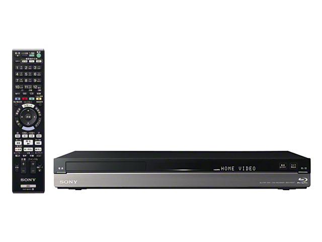 【クリックで詳細表示】SONY ブルーレイディスク/DVDレコーダー BDZ-AT970T 《送料無料》