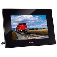 Cadre photo numérique de SONY HD800 DPF-HD800/B noir