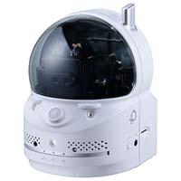 プラネックスコミュニケーションズ カメラ一発! CS-W70HD クラウド対応 パン・チルトネットワークカメラ:九州・博多近辺でPCをパーツ買うならツクモ福岡店!