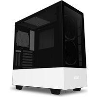 NZXT H510 Elite CA-H510E-W1 (マットホワイト/ブラック)