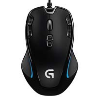 Logicool G300s Optical Gaming Mouse G300s
