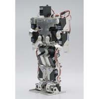 近藤科学、二足歩行ロボットキット「KHR-1」を発売