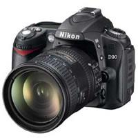【クリックで詳細表示】D90 AF-S DX 18-200G VR II レンズキット 《送料無料》