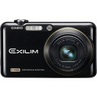 【クリックで詳細表示】1000万画素 デジタルカメラ HIGH SPEED EXILIM EXFC150BK 《送料無料》