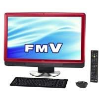 【クリックで詳細表示】FMV-DESKPOWER F/E90D ルビーレッド (FMVFE90DR) 《送料無料》
