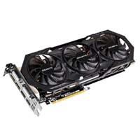 GV-N970WF3OC-4GD NVIDIA GeForce GTX970搭載、強力3連ファン搭載モデル!