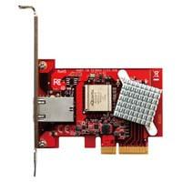 玄人志向 GBEX-PCIE Theui TN4010、Aqrate AQR105搭載 10GBase-Tイーサネットボード(PCI-Express x4接続):九州・博多・天神近辺でPCをパーツ買うならツクモ福岡店!