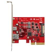玄人志向 USB3.1A+C-PCIE ASMedia社製 ASM1142搭載 USB3.1 Ax1、Cx1 インターフェース(PCI-Express x4接続):九州・博多・天神近辺でPCをパーツ買うならツクモ福岡店!