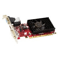 玄人志向 RD-R5-230-E1GB/G2 Radeon R5 230搭載 PCI Express x16(2.1)対応 グラフィックボード Lowprofile対応:九州・博多・天神近辺でPCをパーツ買うならツクモ福岡店!