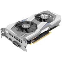 GF-GTX1060-E6GB/OC2/DF  GeForce GTX 1060搭載 PCI Express x16(3.0)対応 グラフィックボード