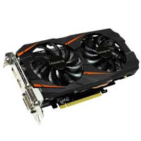 GIGABYTE GV-N1060WF2OC-3GD GeForce GTX 1060搭載 PCI Express x16(3.0)対応 グラフィックボード:九州・博多・天神近辺でPCをパーツ買うならツクモ福岡店!
