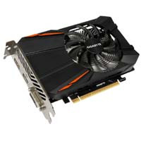GIGABYTE GV-N1050D5-2GD GeForce GTX 1050搭載 PCI Express x16(3.0)対応 グラフィックボード:九州・博多・天神近辺でPCをパーツ買うならツクモ福岡店!