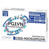 CFD販売 CSSD-M2O512PG1VN CFD M2OPG1VN シリーズ M.2接続 SSD:九州・博多・天神近辺でPCをパーツ買うならツクモ福岡店!