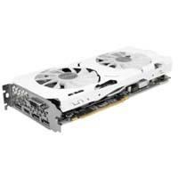 GK-GTX1080-E8GB/WHITE GTX 1080搭載 PCI-Express グラフィックボード