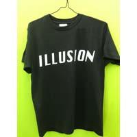 ILLUSION Tシャツ Mサイズ