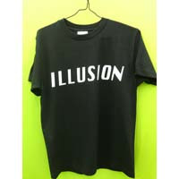 ILLUSION Tシャツ Lサイズ